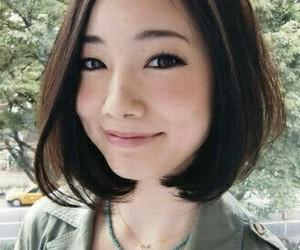 asian, make up, and girl image
