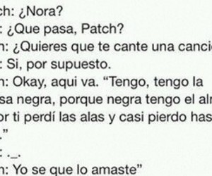 patch, hush hush, and nora grey image
