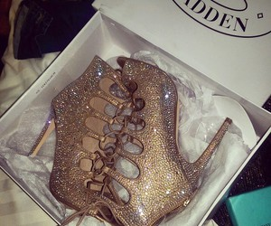 shoes, luxury, and heels image