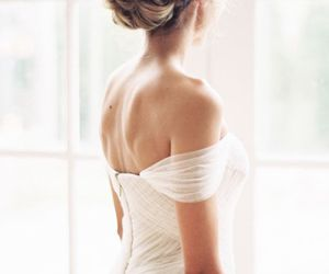 beautiful, feminine, and gown image