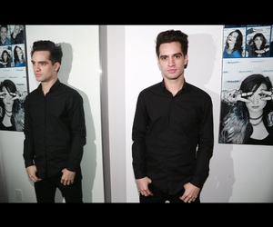 brendon urie and patd image