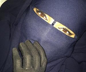 islam, niqab, and musulmane image