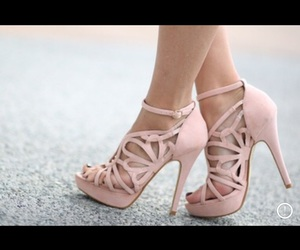 heels, Prom, and shoes image