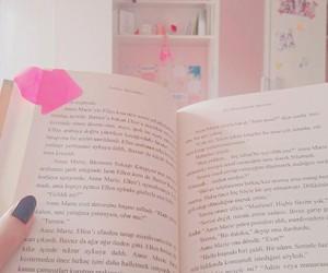 book, happiness, and nail image