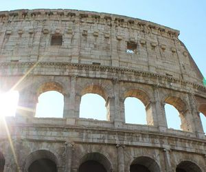 colosseo, colosseum, and italy image