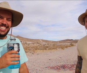 desert, hat, and scotty sire image