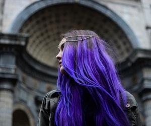 hair, alternative, and fashion image