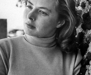 beuty, icon, and ingrid bergman image