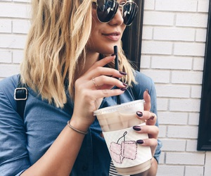 accessories, denim, and good morning image
