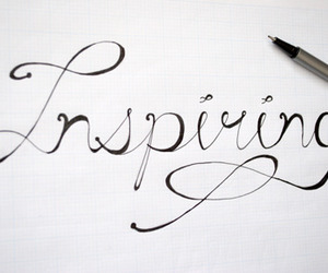 inspiration, inspiring, and sentence image
