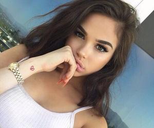 goals, cute, and makeup image