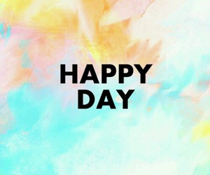 happy and happy day image