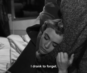 drink, forget, and alcohol image
