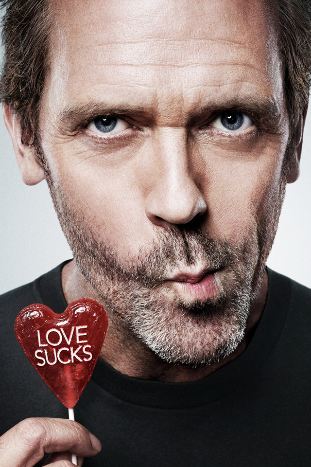 Google Image Result For Http 4iphonewallpapers Com Iphone 4 Wallpapers Main 2011 01 House Md Love Sucks Png