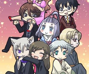 kamisama hajimemashita, anime, and chibi image