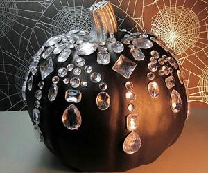 black, trick or treats, and jewel image
