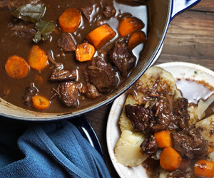 beef, dinner, and recipes image