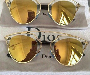 dior, glasses, and fashion image