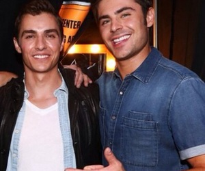 zac efron, dave franco, and boys image