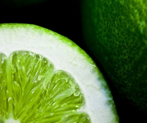 lime, green, and fruit image