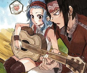 fairy tail, anime, and gale image
