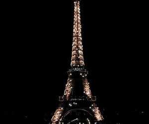 eiffel tower, paris, and luxury image