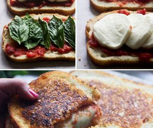 food, diy, and sandwich image