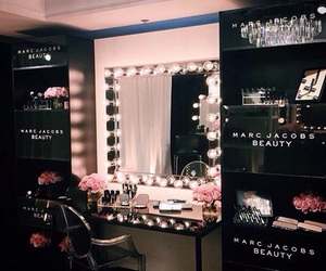 makeup, beauty, and marc jacobs image