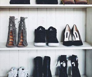 shoes, heels, and adidas image