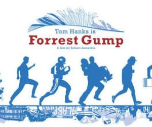 forrest gump, tom hanks, and wallpaper image