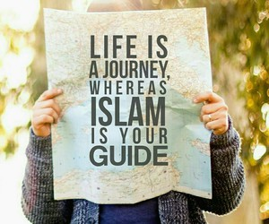 islam, muslim, and quote image