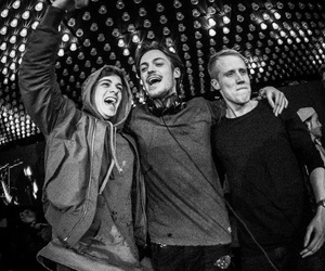 dj, julian jordan, and martin garrix image