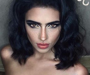 beautiful, brunette, and fabulous image