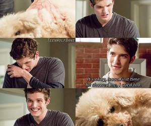 isaac, scott, and teen wolf image