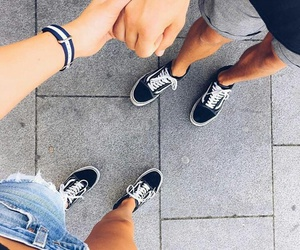 boyfriend, couple, and fashion image