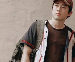 actor, walking dead, and steven yeun image