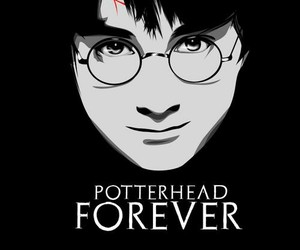 harry potter, potterhead, and forever image