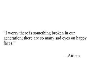 sad, broken, and face image
