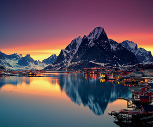 beautiful, norway, and places image