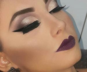 contour and makeup image