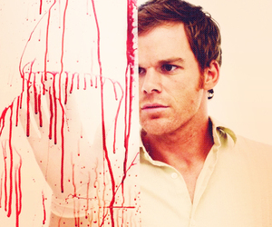Dexter, dexter morgan, and drama image