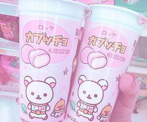 pink, kawaii, and japan image