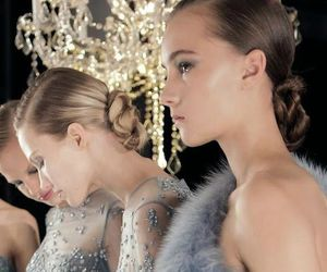 elie saab, gowns, and glamour image