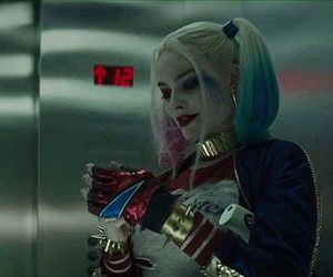 harleen quinzel, suicide squad, and harley quinn image
