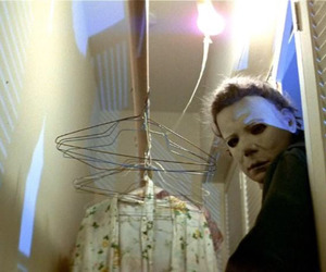 Halloween, michael myers, and scary image