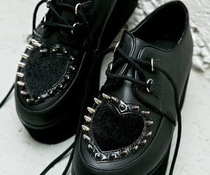 creepers, platforms, and shoes image