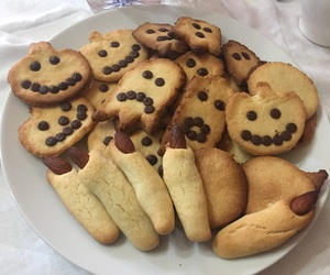 biscotti, biscuits, and chocolate image