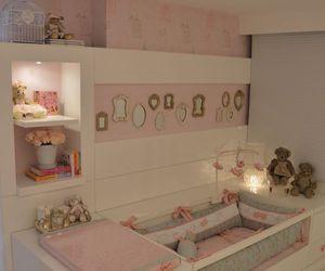 baby bedroom pink image