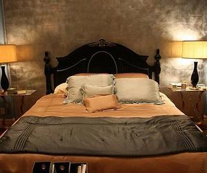 bedroom, bed, and blair waldorf image