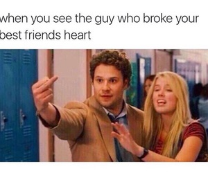friends, funny, and best friend image